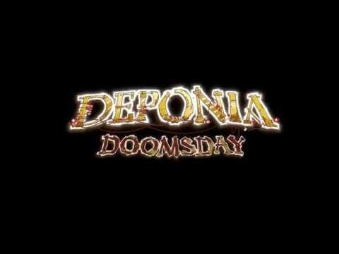 Deponia Doomsday: Announcement Teaser