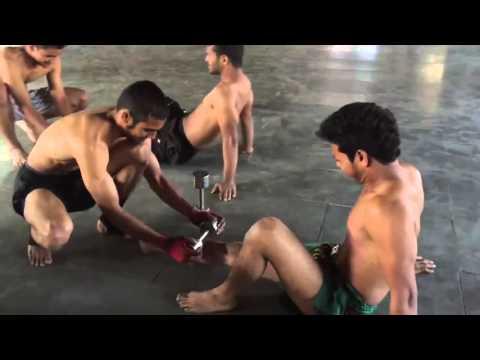 entrenamiento de muay thai amp mma extremo.