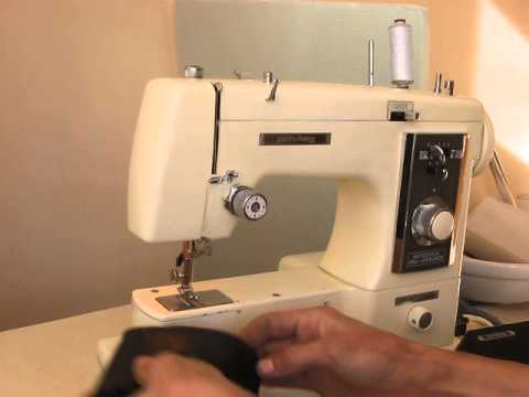 Sewing machine privileg nutzstich voll zick - Comptoir phoceen de la machine a coudre ...