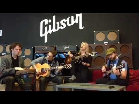 Anna Rose at The Gibson Showroom, Los Angeles