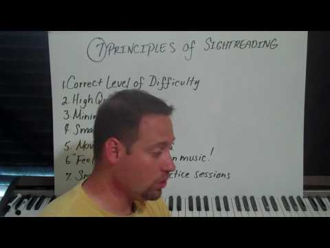 Sight Reading Lecture Part 3