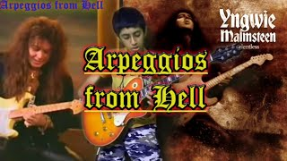 Challenging Song of the Month - Arpeggios From Hell | Yngwie Malmsteen | Guitar Cover by Akshin