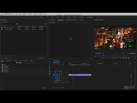 Premiere Pro CC 104: Titling  Graphics - 2. What's Different with Titling