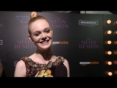 'The Neon Demon' Premiere