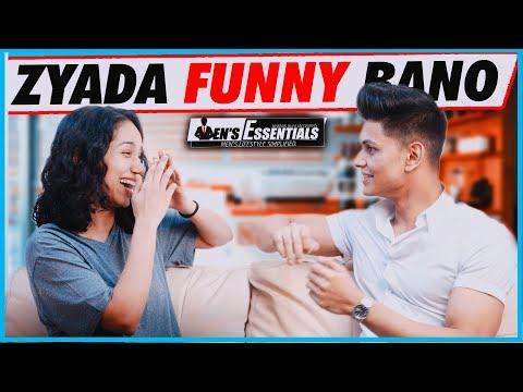 ZYADA FUNNY BANO | How To Be MORE FUNNY And ATTRACTIVE In Hindi | Mayank Bhattacharya Hindi