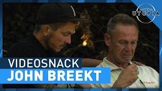 John barst in tranen uit - UTOPIA (NL) 2018