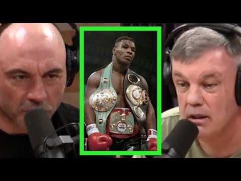 Joe Rogan - Teddy Atlas on Mike Tyson