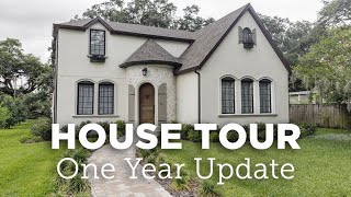 Real Life House Tour: One Year Update