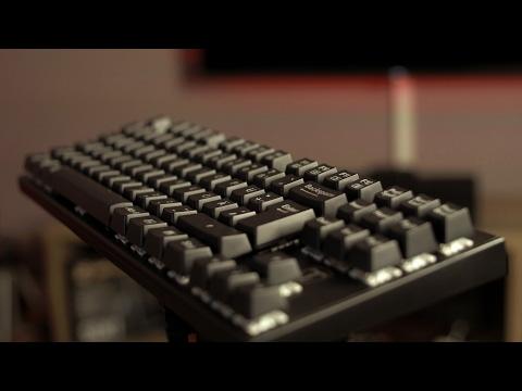 Mechanische Tastatur für 23€? | Eastern Times i500 Review [German/Deutsch]