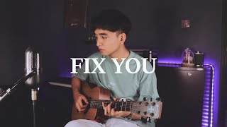 "Coldplay ""Fix You"" cover"
