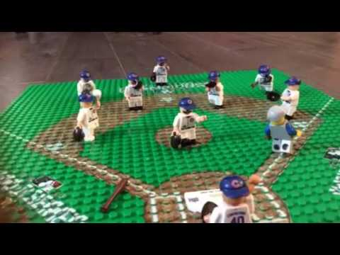 World Series 2016 Stop Motion Last Play Chicago Cubs   YouTube World Series 2016 Stop Motion Last Play Chicago Cubs