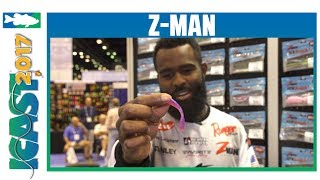 Z Man Trick Shotz with Brian Latimer   ICAST 2017