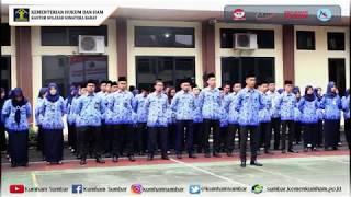 Pelaksanaan Upacara Memperingati Hari Pahlawan Ke-73 Tahun 2018