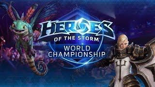 All Roads Lead to BlizzCon - Heroes of the Storm eSports