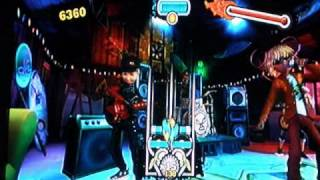 Wii Disney Ultimate Band #5 - Living in Beverly Hills
