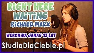 Right Here Waiting - Richard Marx (cover by Weronika Janas) #1195