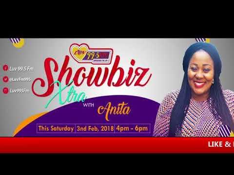 SHOWBIZ XTRA ON LUV 99.5 FM 3-02-18