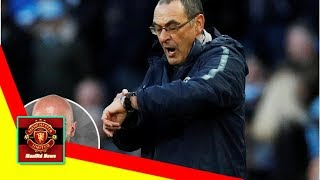 ManUtd News - Man Utd clash will show us whether Chelsea flops want Sarri to keep his job or not