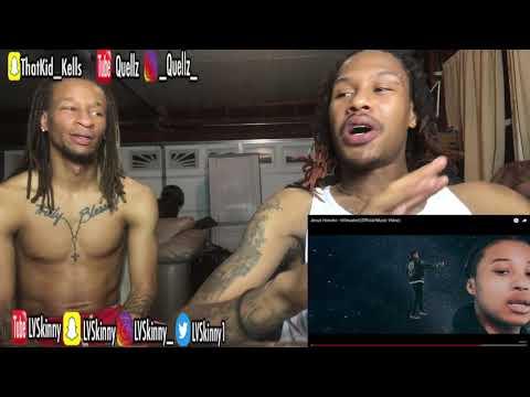 Jesus Honcho - Infatuated (Reaction Video)