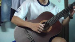 Giac mo trua - Guitar Solo