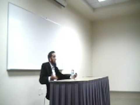 Divine Speech with Nouman Ali Khan (Part 5)