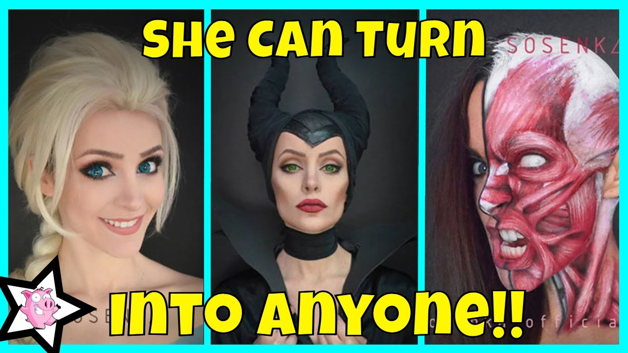 This SelfTaught Polish Cosplayer Can Turn Herself Into Literally - This self taught cosplay artist can turn herself into any character