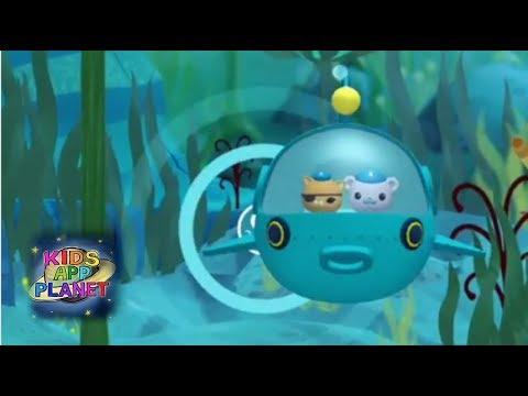 🦑  🐟  🐡  Octonauts by Night & Day Studios - New Underwater Explorer Game - Explore The Ocean