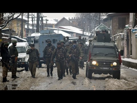 Srinagar attack:  Additional forces sent