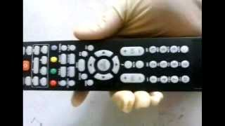 earthma universal remote urc er217 p379a unboxing review