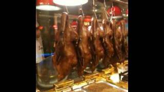 My visit to a Chinese Restaurant - Shenzen, China