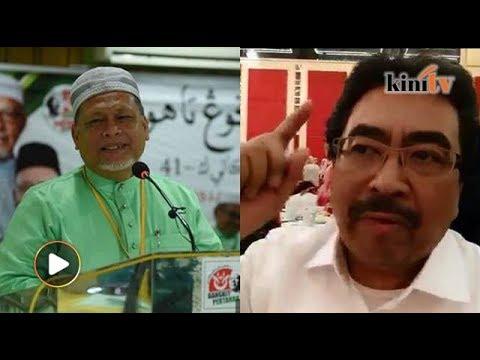 Johari jawab PAS: Kenapa parti 18 MP mahu Umno dibubarkan?