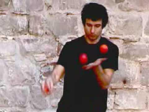 Junglevolador Real dj. juggling Malabares freestyle