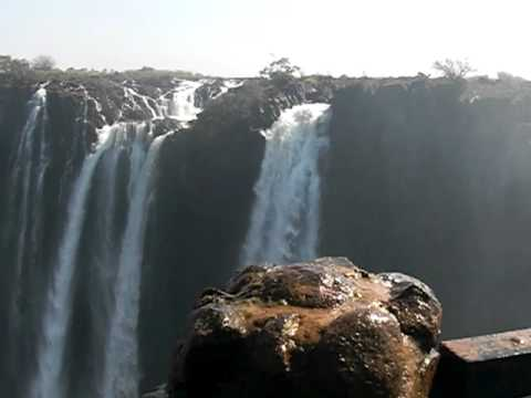 Travel Bounty Inc: Double Rainbow Victoria Falls (South Africa)