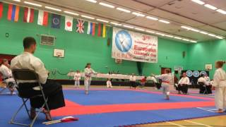 Wielka Brytania 2013, I miejsce w Pucharze Europy Dzieci w enbu dz/chł