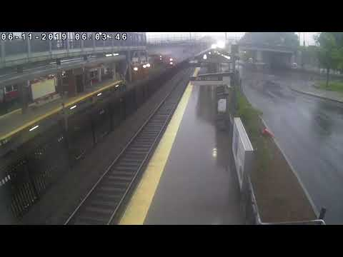 Red Line Derailment Video Released By MBTA: Watch