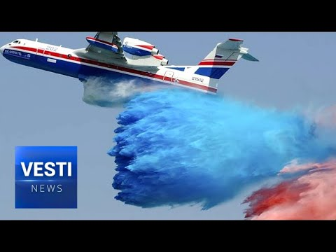 """Hydroaviasolon"" Show Kicks Off! Air and Water Show Hybrid Showcases Best of Russian Tech"