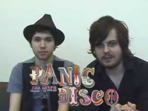 PANIC AT THE DISCO|SUMMER SONIC 08