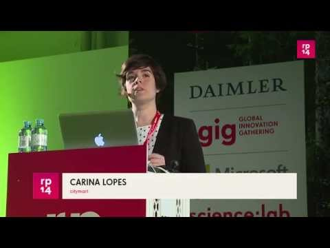 re:publica 2014 - Carina Lopes: Innovation for special ... on YouTube