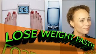 WATER FASTING  How I Lost 40 Pounds!!!