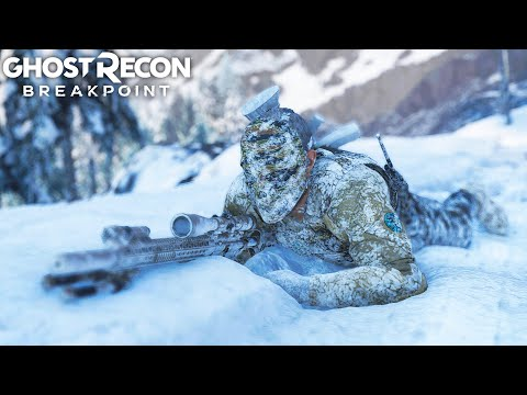 Ghost Recon Breakpoint EXTREME AIRPORT SIEGE! Ghost Recon Breakpoint Free Roam