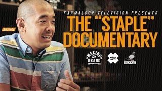 Jeff Staple explains the meaning of the pigeon logo   MAKING THE BRAND   Episode 1