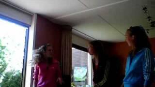 Lipton Ice Tea; three girls adidas