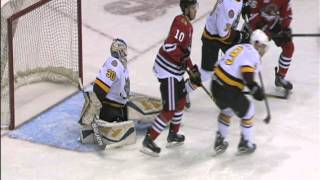 Game Highlights Jan  2 Chicago Wolves vs  Rockford IceHogs