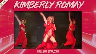 Blue Space Oficial - Kimberly Romay e Ballet - 23.12.18