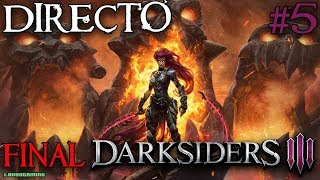 Vídeo Darksiders III