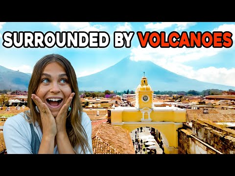 A DAY EXPLORING ANTIGUA, GUATEMALA (what to see)