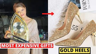 Most Expensive Gifts Of Bigg Boss 14 Winner Rubina Dilaik From Bollywood Actors And Family