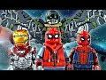 LEGO Marvel : Spider-Man: Homecoming Minifigures - Showcase