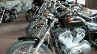 PB Choppers Shop Tour