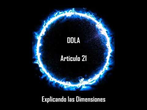 DDLA Articulo 21- Explicando las dimensiones
